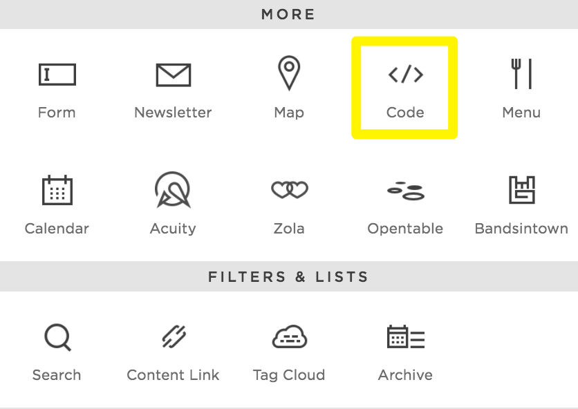 Adding An Mls Search Squarespace Help