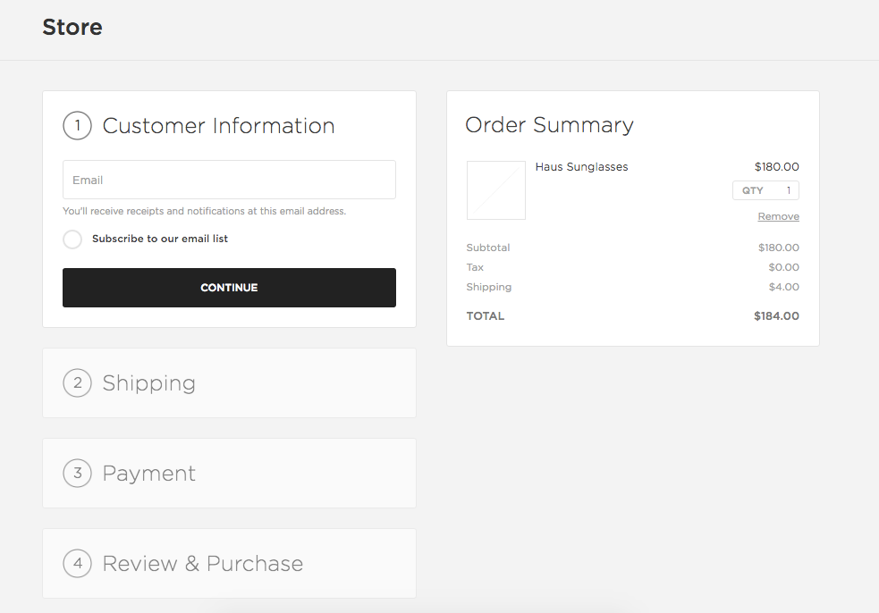 how customers buy your products squarespace help