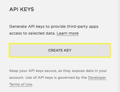 Squarespace API keys – Squarespace Help