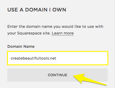 Transferring A Domain To Squarespace Squarespace Help