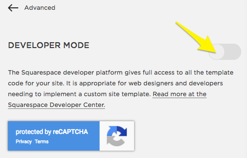 Squarespace Developer Platform FAQ – Squarespace Help