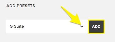 Adding G Suite MX records – Squarespace Help