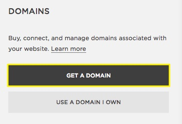 Squarespace Domains Overview Squarespace Help