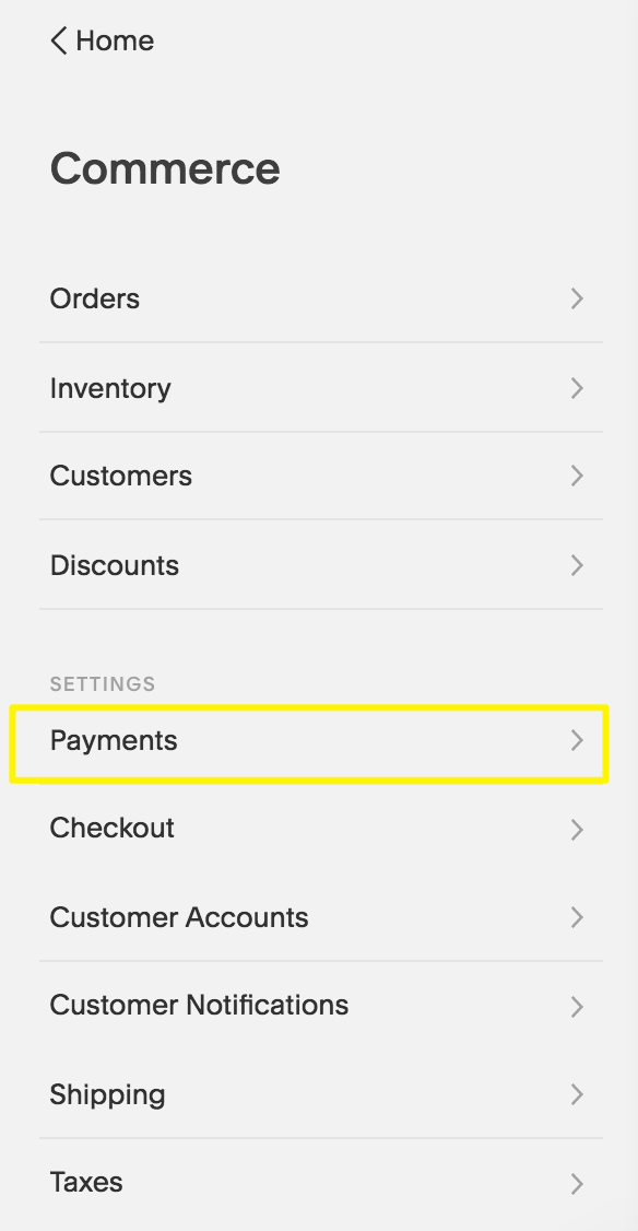 Accepting Credit Cards With Stripe Squarespace Help