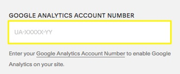 Using Google Analytics with Squarespace – Squarespace Help