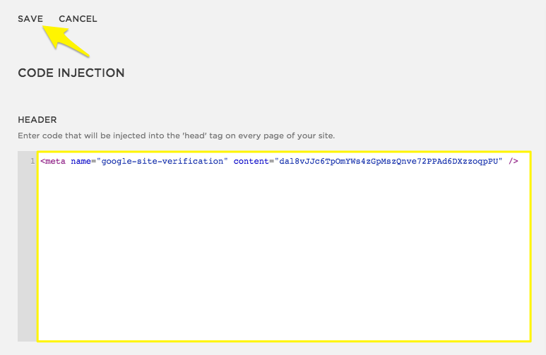 Step 4 - Verify your site. In Google Search ...