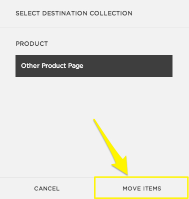 how to add product page squarespace