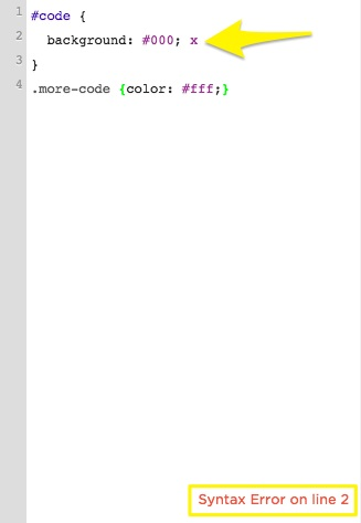 Using the CSS Editor – Squarespace Help