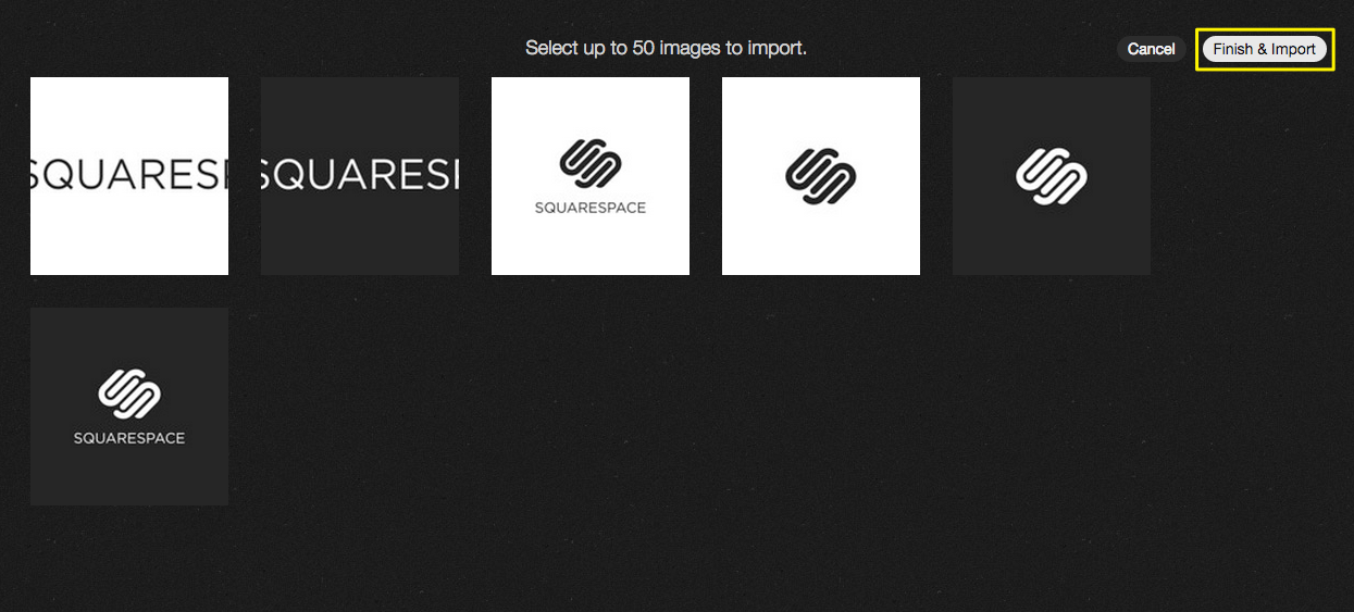 Using smugmug with squarespace squarespace help for Smugmug templates