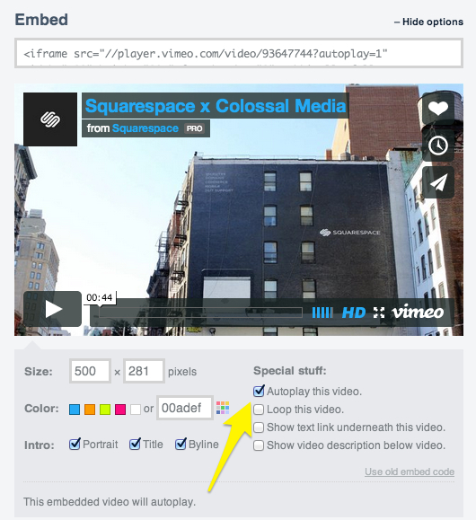 Squarespace Help - Adding Videos To Your Squarespace Site