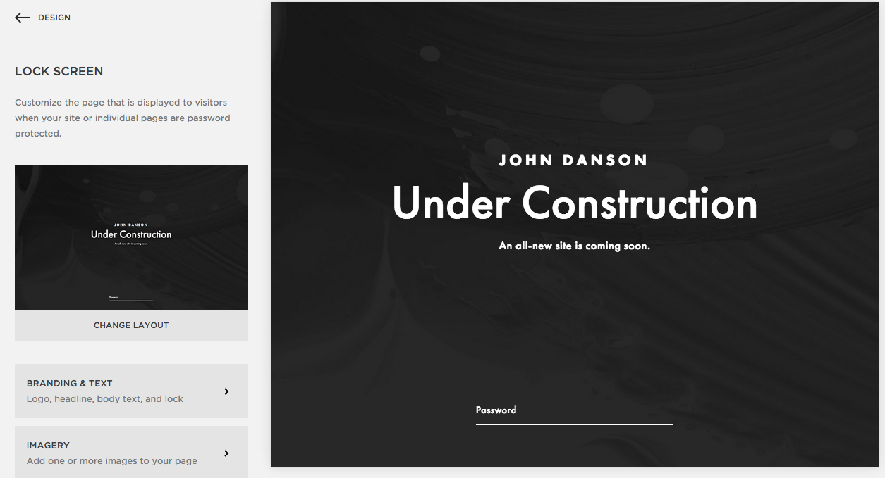 Simple under construction html template image collections for Simple under construction html template