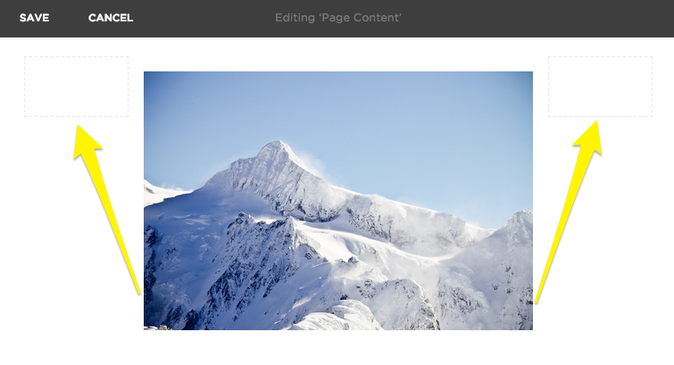 Resizing an image – Squarespace Help