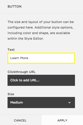 squarespace how to add read more to text block