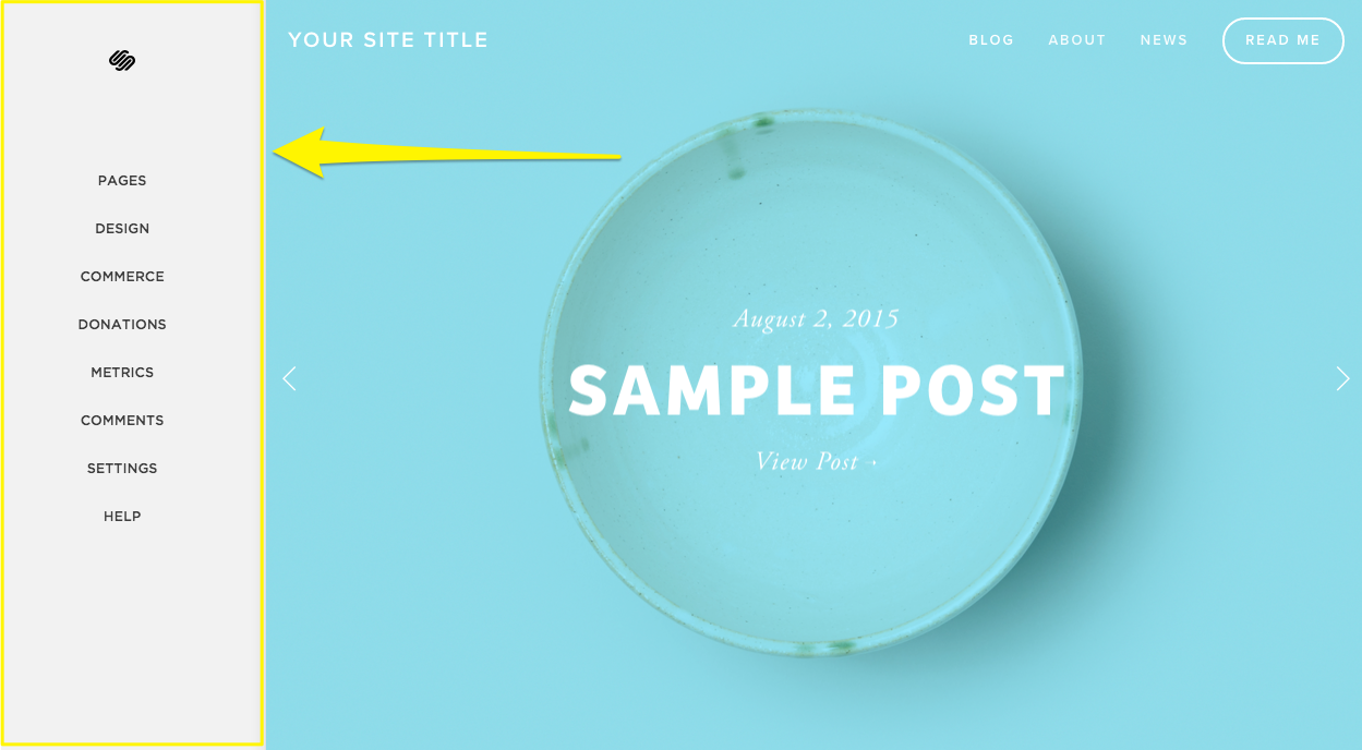Our top 5 squarespace templates for service based businesses — big.