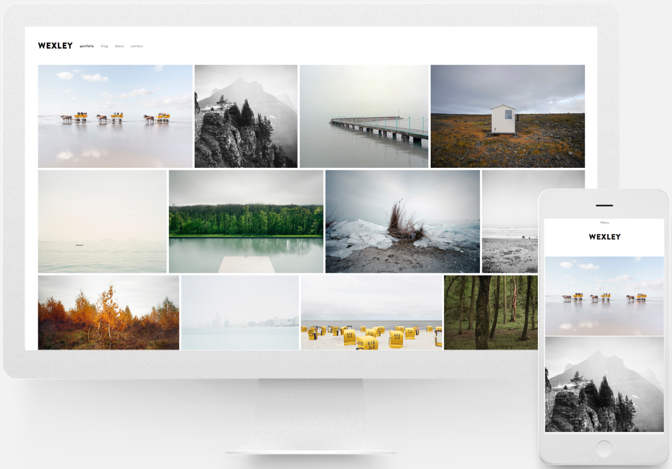 Building a photographer site squarespace help for Building design website