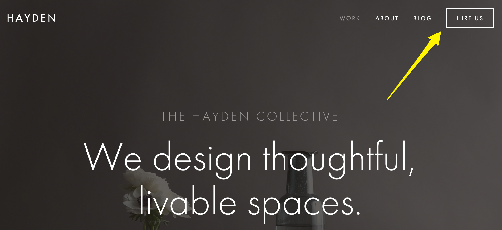 how to put the blog categories in sidebar hayden squarespace