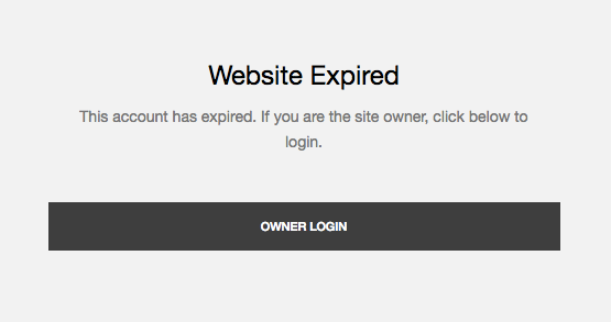 Squarespace Help - Is my site down?